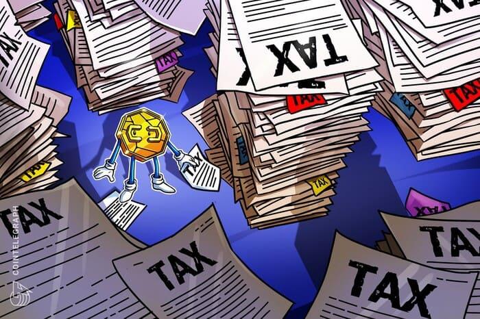 افزایش مالیات ارزهای رمزنگاری
