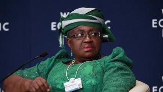 """""""ایوئال"""" نیجریه به عنوان سرپرست نهاد تجارت جهانی مبارزه می کند."""
