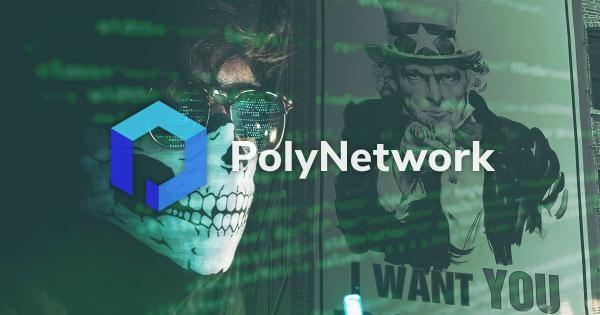 پیشنهاد کار به هکر Poly Network