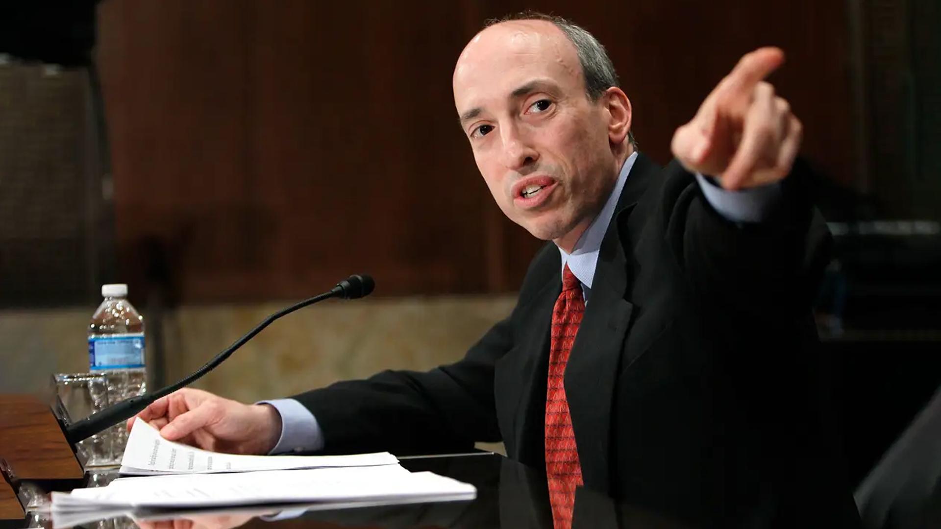 جنسلر SEC به وارن می گوید: سرمایه گذاران رمزنگاری شده به اندازه کافی محافظت نمی شوند