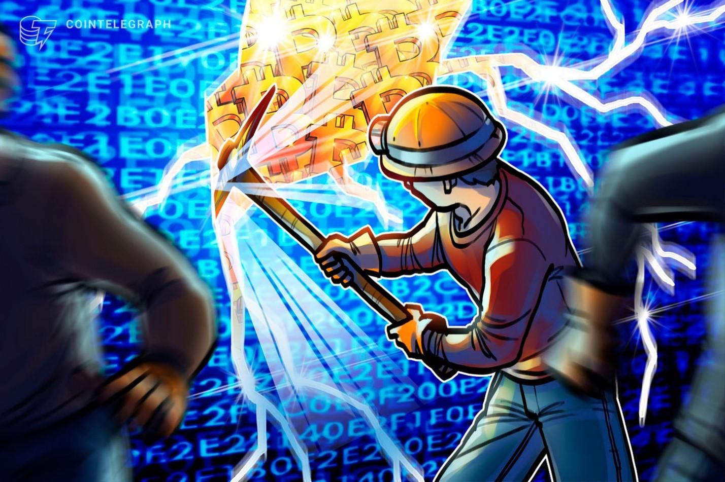 گزارش Blockchain Riot از افزایش 1.540 درصدی درآمد فصلی استخراج بیت کوین