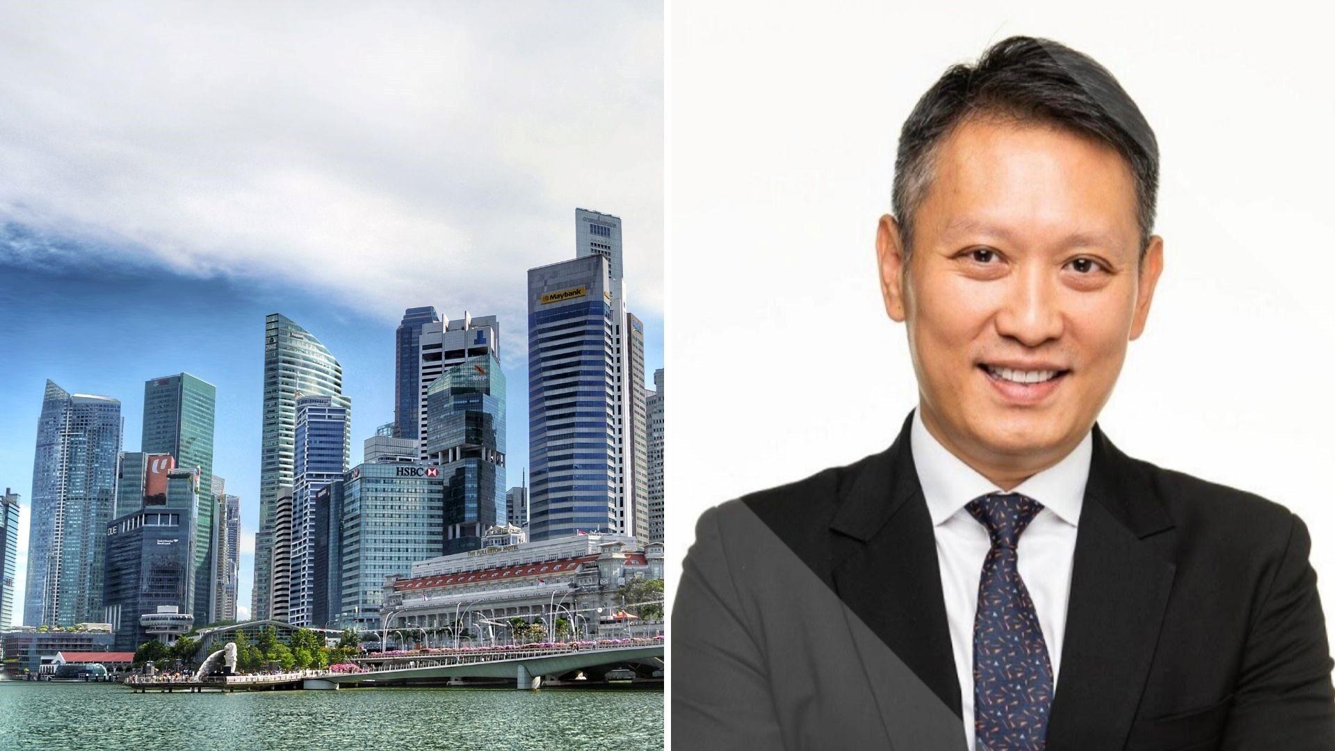 استفاده بایننس سنگاپور از ریچارد تمگ