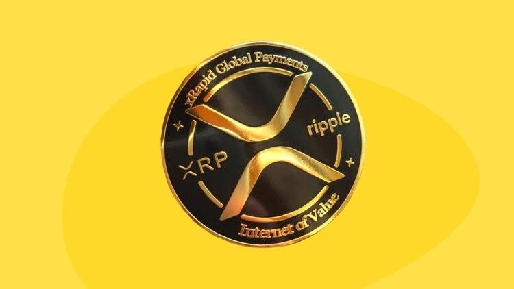 انتقال 82 میلیون XRP توسط ریپل