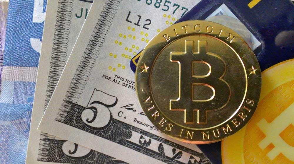 بیت کوین به جای دلار؟