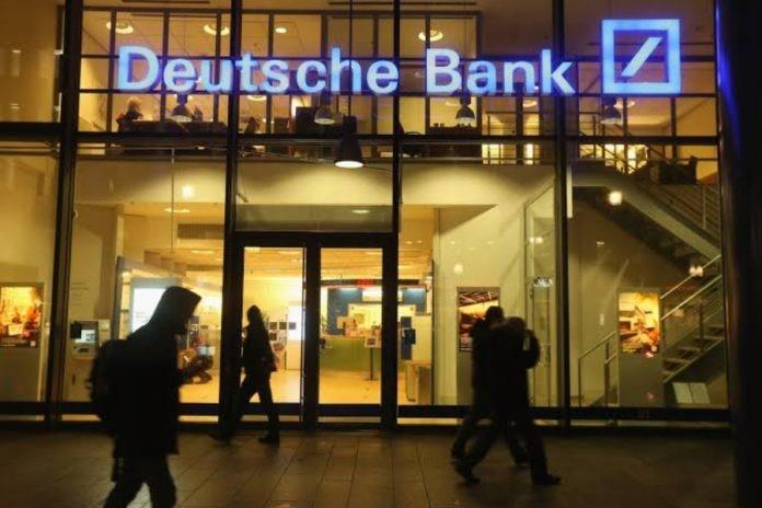 صحبت های تحلیلگر دویچه بانک آلمان