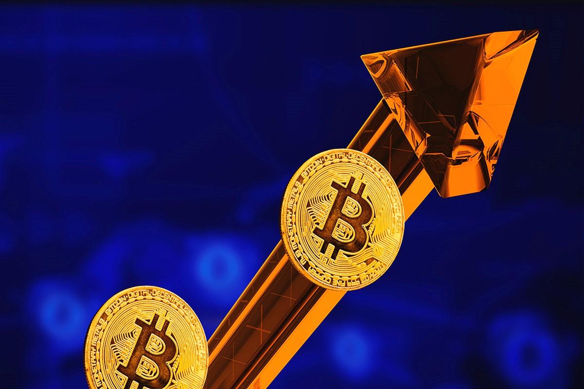سبقت ارزش بیت کوین از طلا و اتریوم 25 هزار دلاری