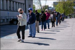 تقویت بازار کار و کاهش ادعاهای بیکاری هفتگی ایالات متحده