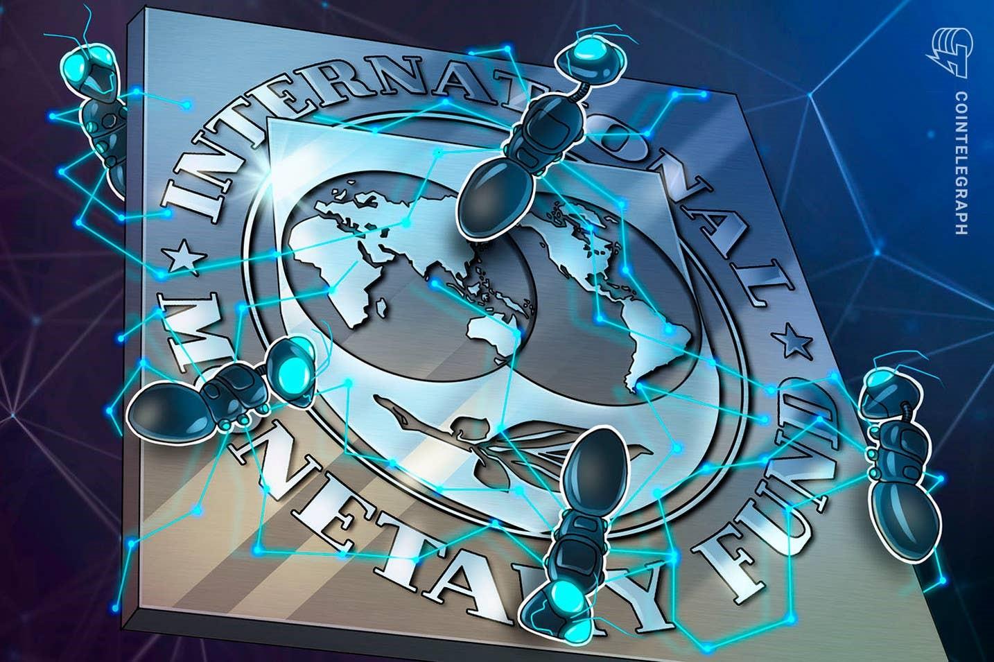 توصیه صندوق بینالمللی پولبه استفاده از ارزهای دیجیتال بانک مرکزی